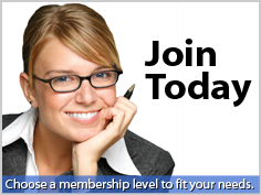 Join Today - Choose a Membership Level to Fit your Needs