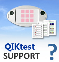 QIK Test and EEG Expert Support