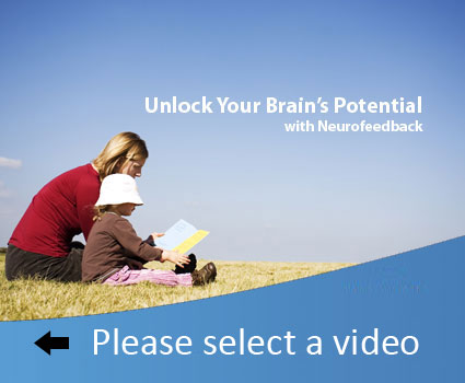 Please select a video or click to play What is Neurofeedback? video