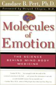 Molecules of Emotion by Candace Pert